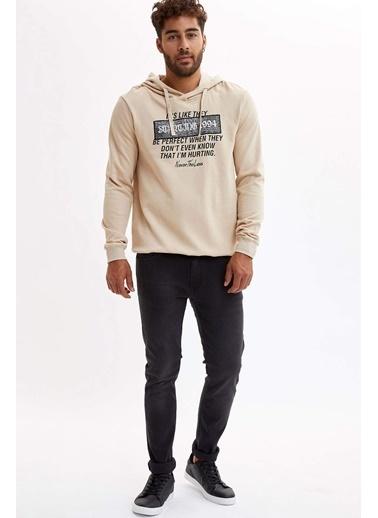 DeFacto Sweatshirt Bej